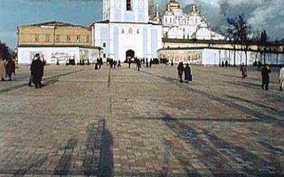Киев. Михайловский собор