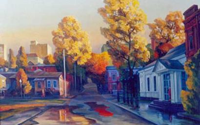 улица Рогалева