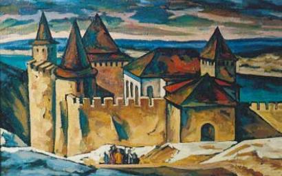 Хотынь крепость