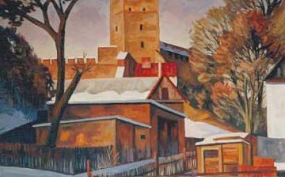Луцк старая крепость